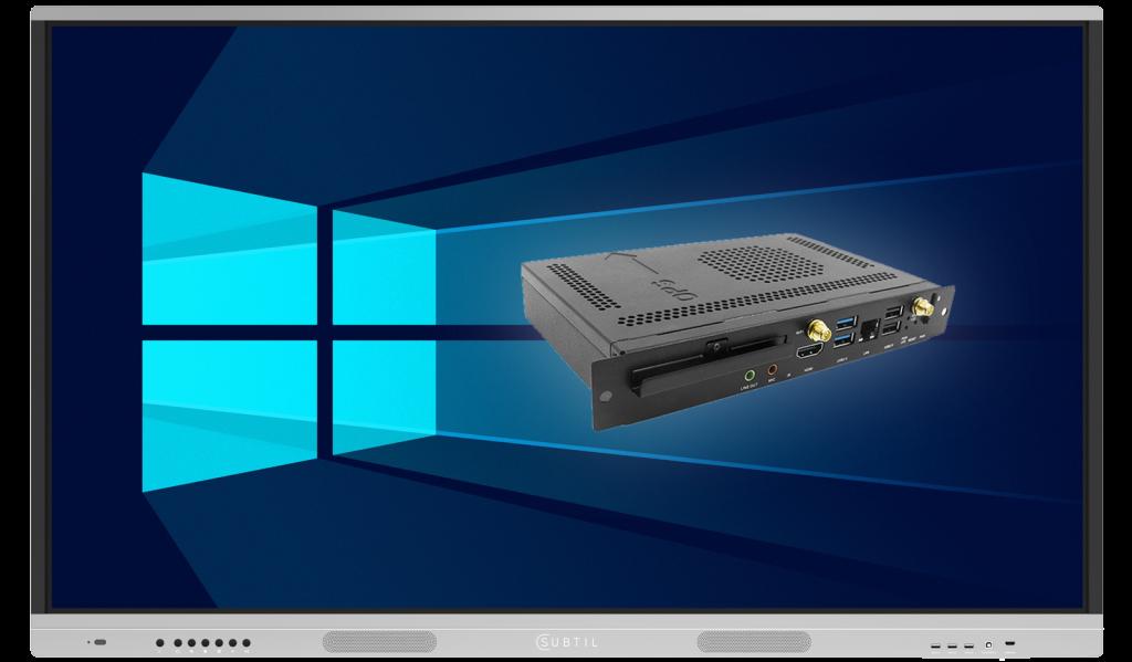 CSUBTIL Essential Range PC Module