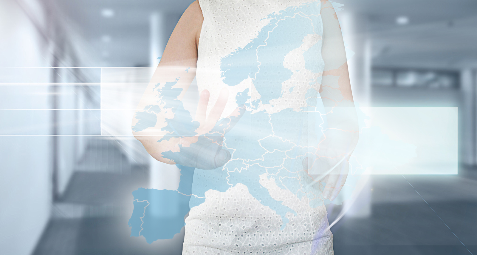 CSUBTIL Touchscreens set up on Europen Market